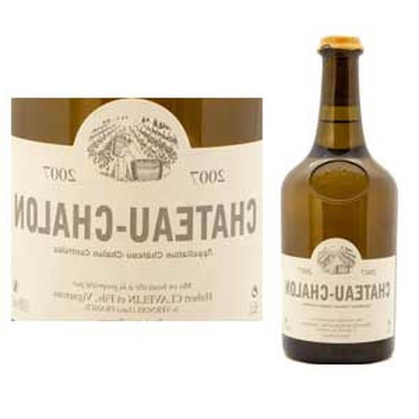 Vin jaune du jura - authentique
