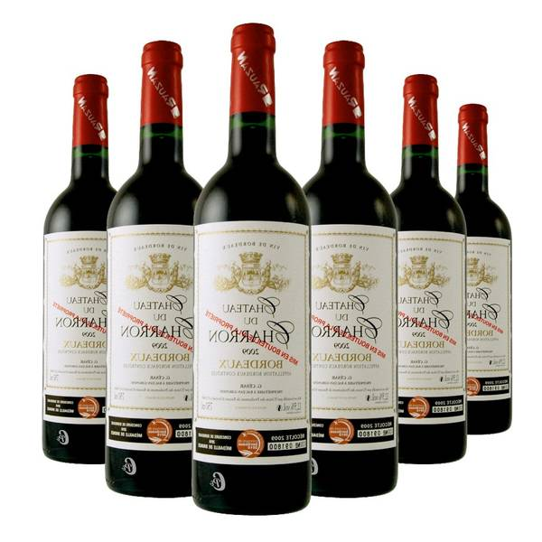 Grand vin bordeaux - unique